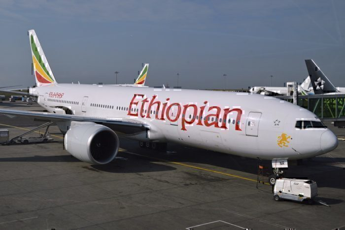 Ethiopian Dispatched 4 777s To New Orleans To Fly Cruise Employees
