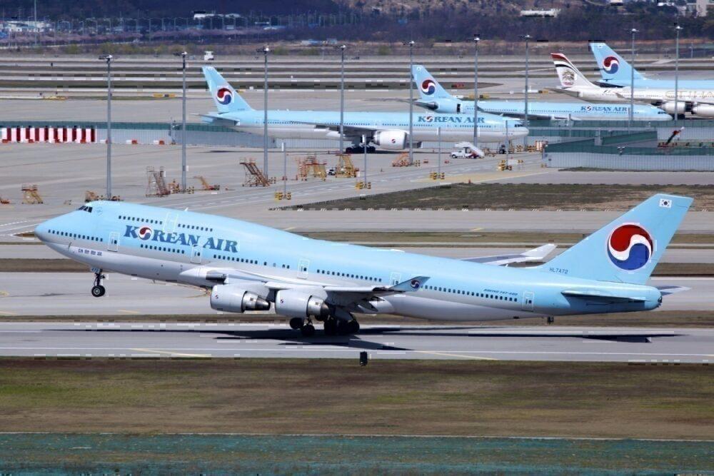 Korean Air Incheon
