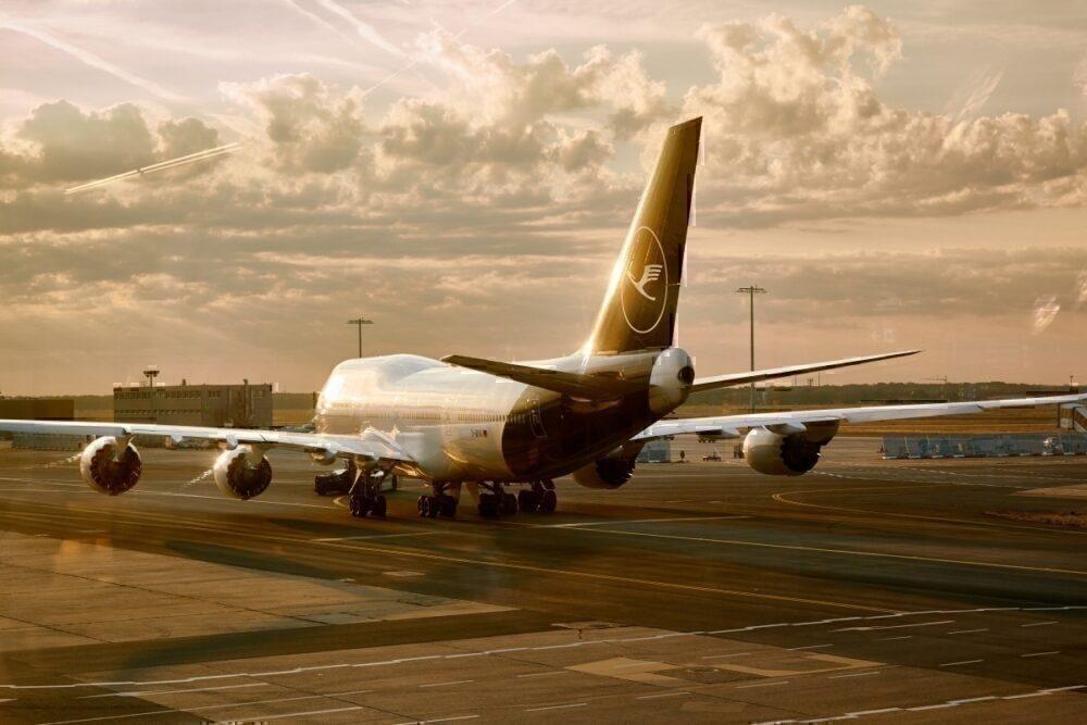 Lufthansa, Loss, 1 million euros