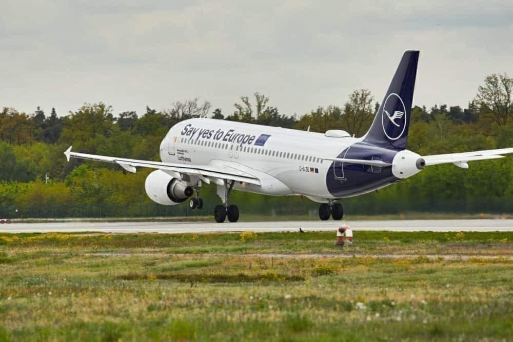 Lufthansa, Social Distancing, Face Masks