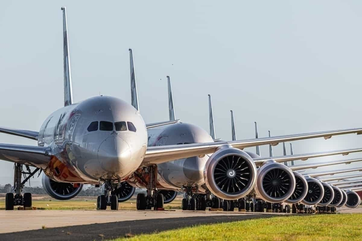 Aircraft-Storage