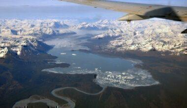 Alaska Airlines Milk Run
