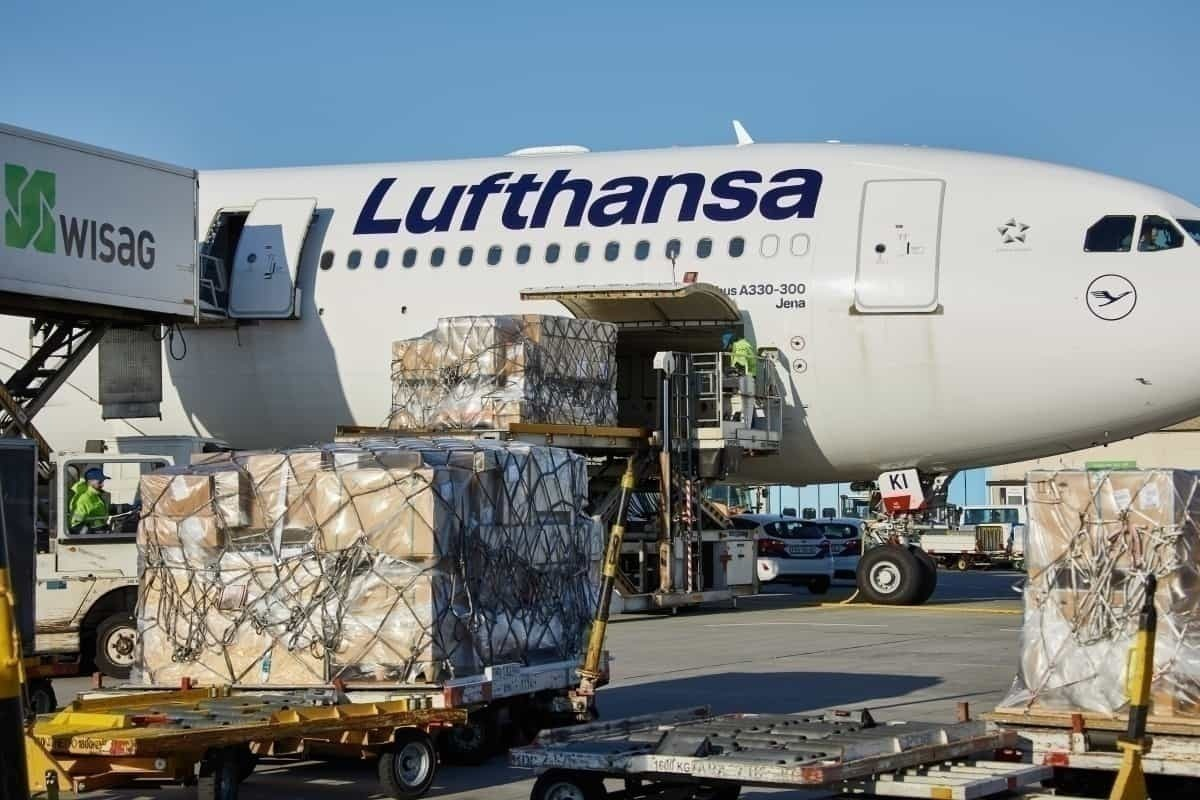 Lufthansa Removes All Seats From 4 Airbus A330 Aircraft