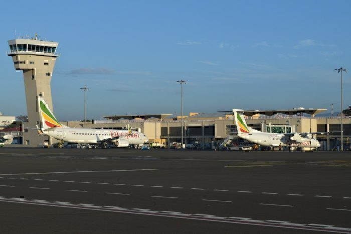 Ethiopian Airlines Addis Ababa