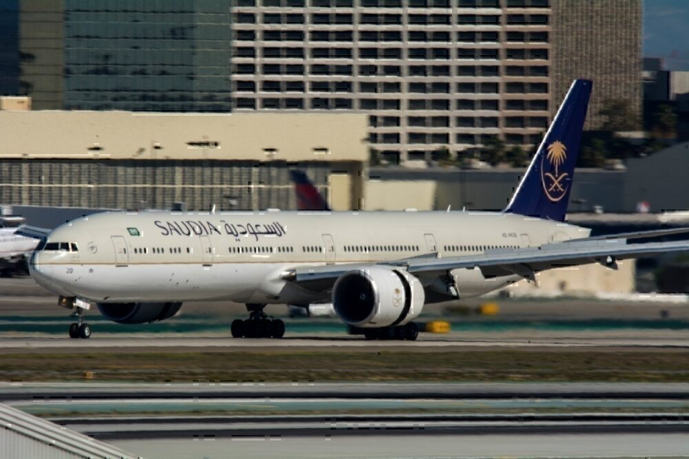 Saudia 777-300Er