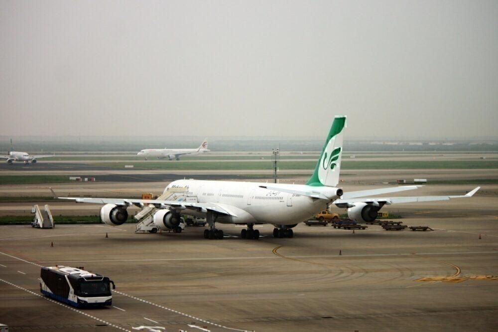 A340 600 Mahan