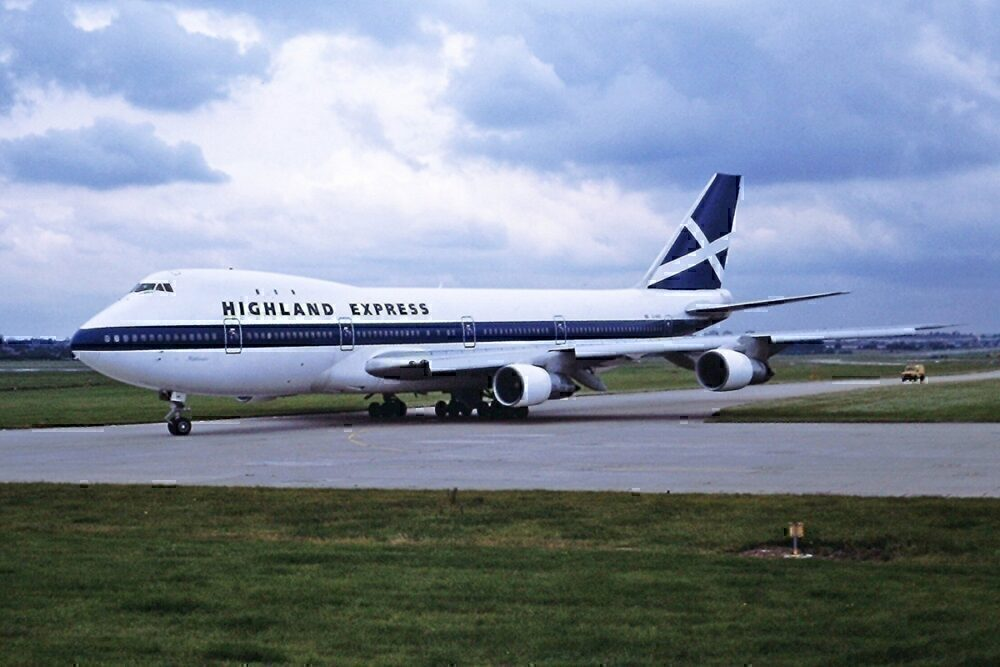 Highland Express Airways – A Sole Boeing 747 Airline That Failed