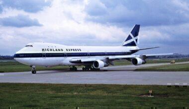 Highland Express Air 747