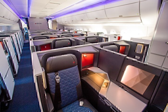 Delta One A350