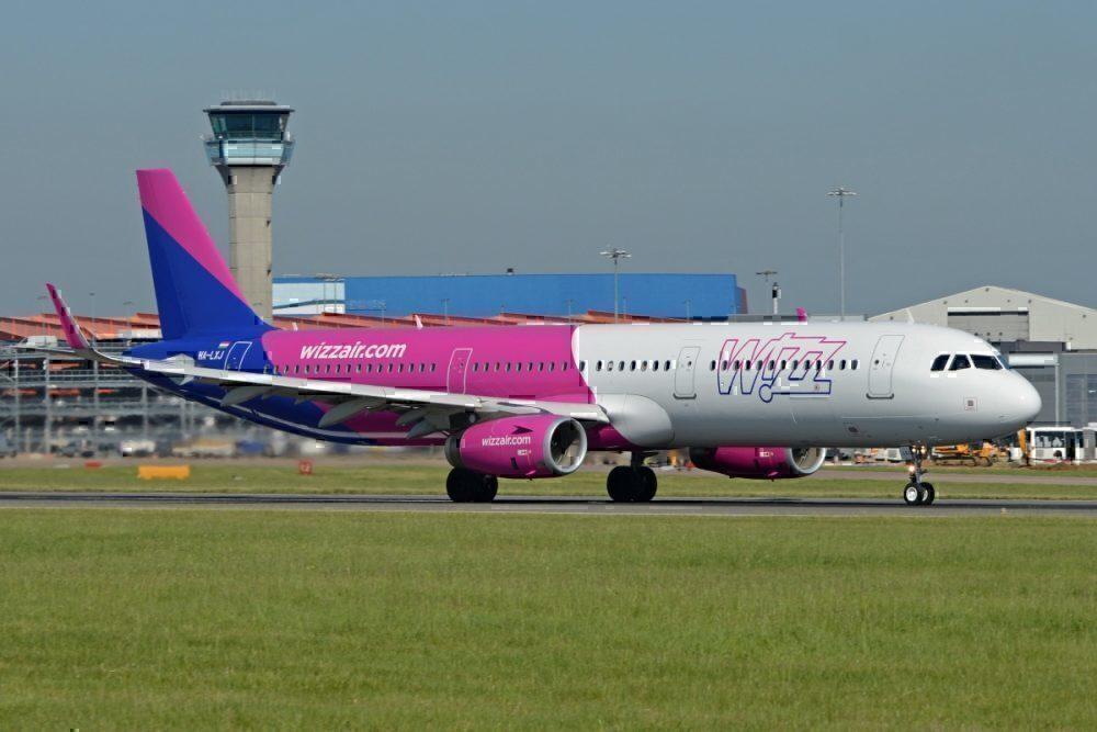 A321 Airbus Wizz Air