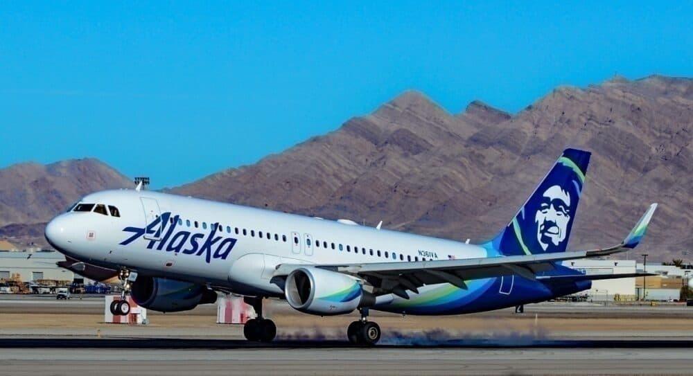 Alaska Airlines A320