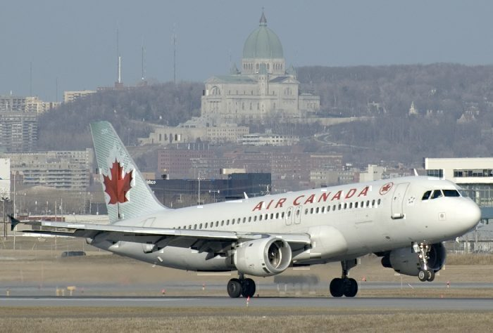 Air Canada Retires Its Maiden Airbus A320