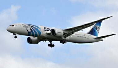 787-9 Egyptair