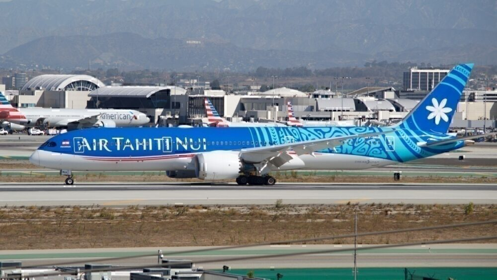 Air Tahiti Nui Will Fly Another Nonstop Papeete To Paris Flight