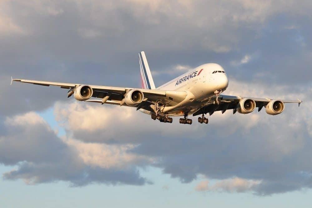 air france a380