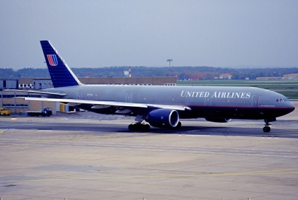 United Airlines Honors Flight Voucher From 21 Years Ago