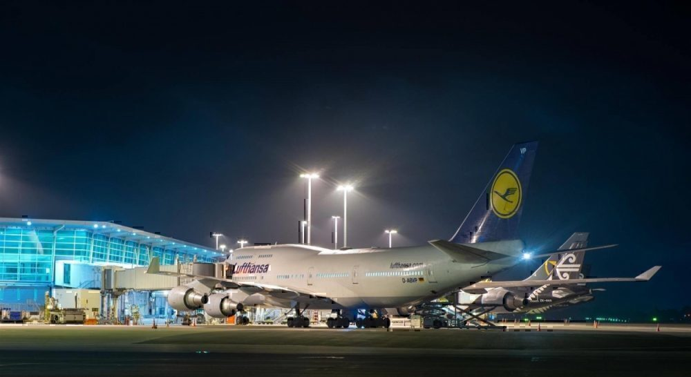Lufthansa, Rescue Flight, Repatriation