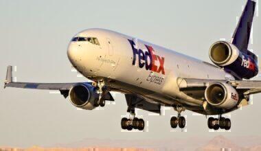 FedEx MD-11 MD11 MD 11