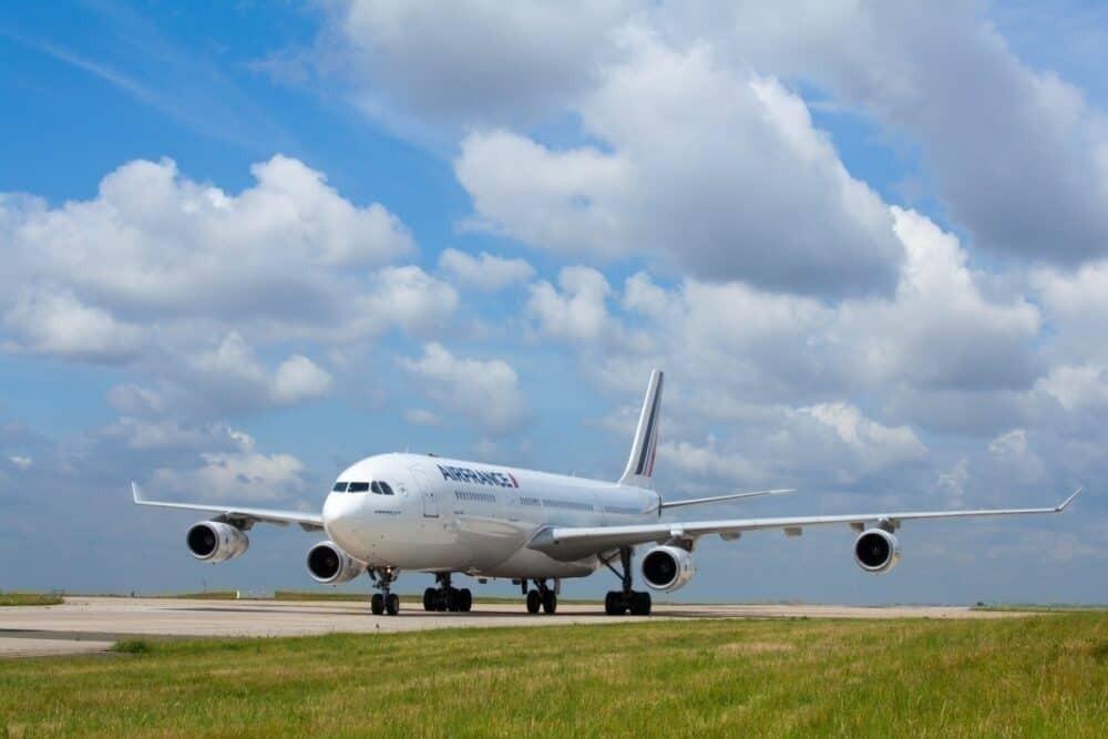Air France, Airbus A340, Retirement