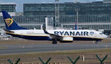 Ryanair, Frankfurt Airport, Commitment