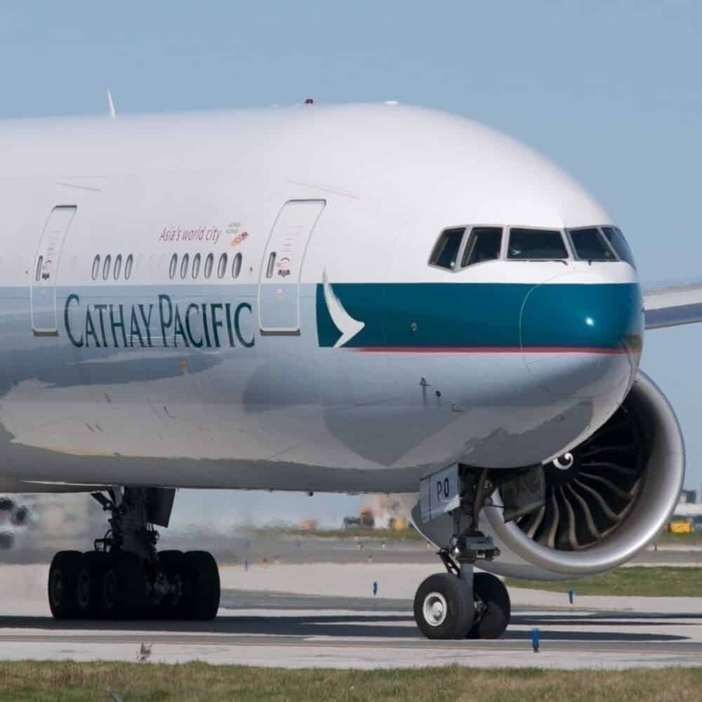 Cathay Pacific 777-300