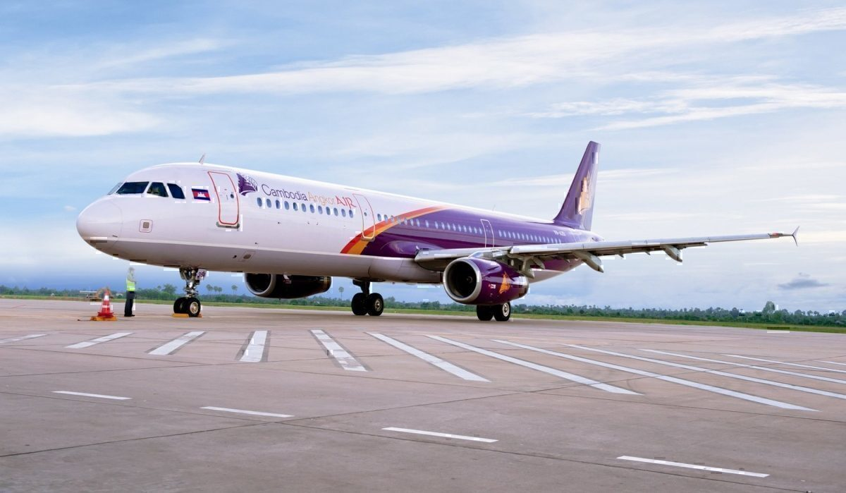 Cambodia Angkor Air