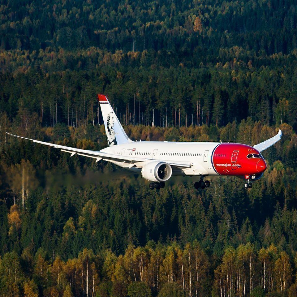 Norwegian Air finances
