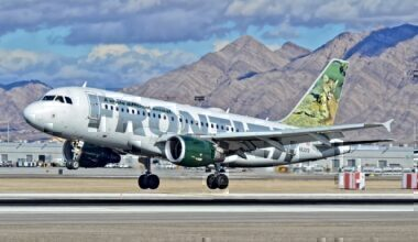 Frontier Airlines A319