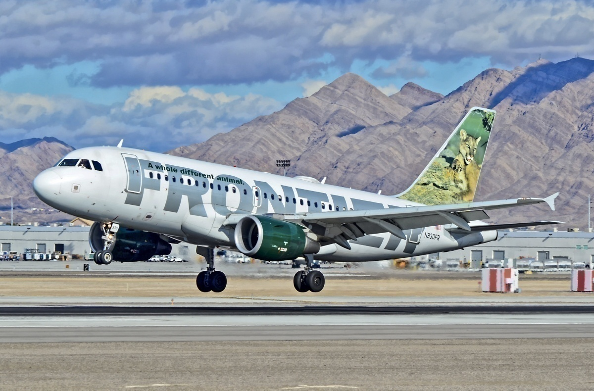 Low-Cost Frontier Becomes The Latest Carrier To Mandate Masks