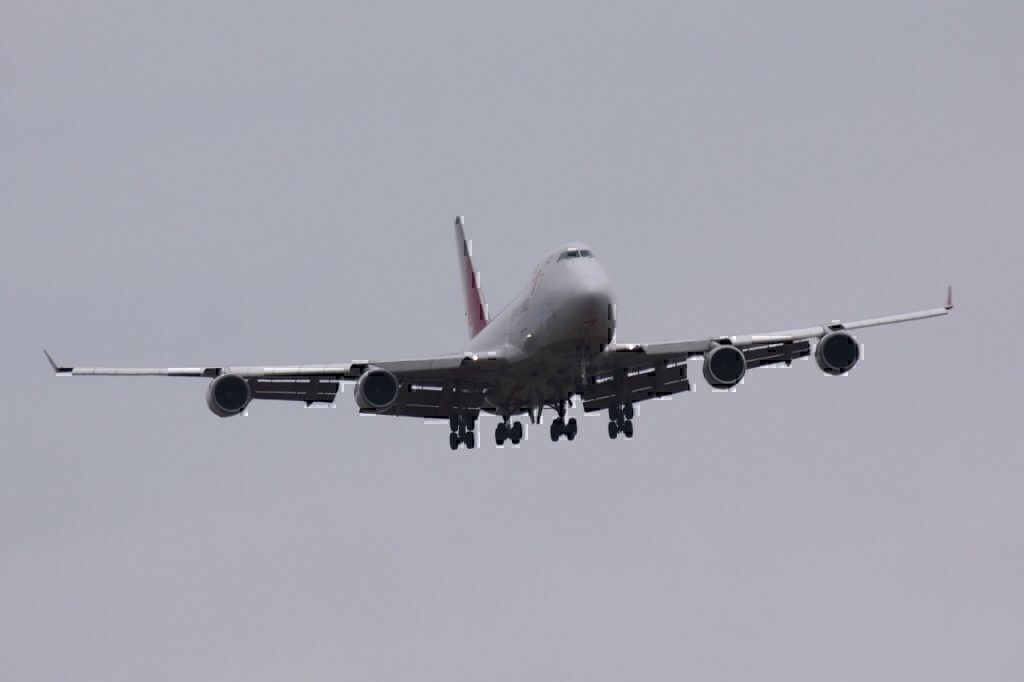 Asiana Boeing 747 Descends Too Low On Hong Kong Approach