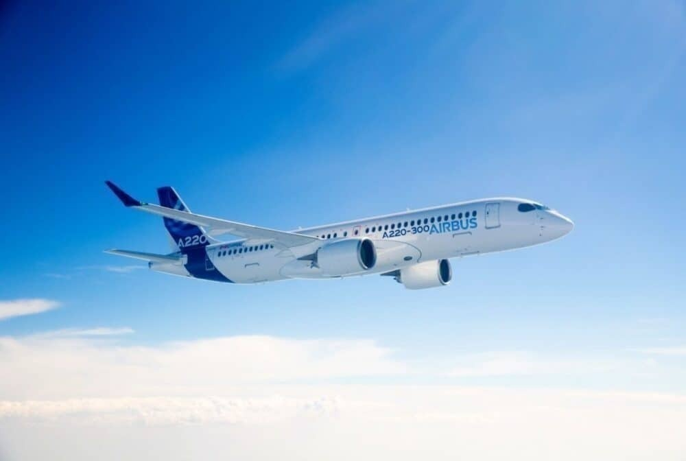 SaudiGulf Airlines Cancels 16 Airbus A220 Orders