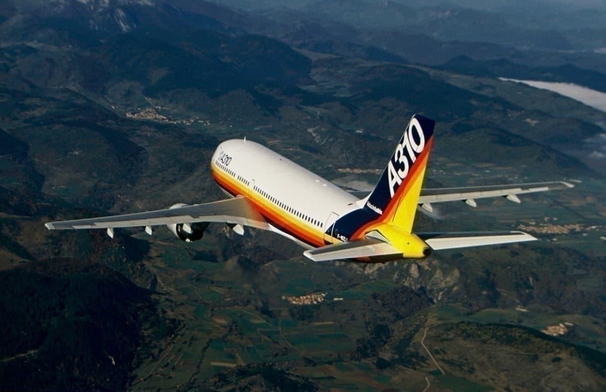 A310 first flight