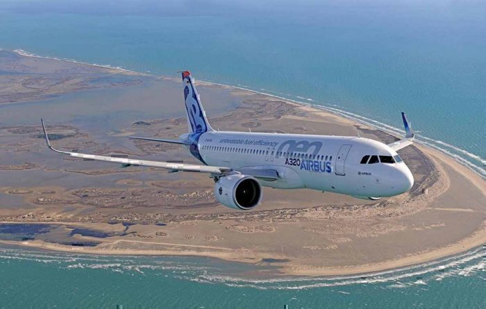 Airbus deliveries dropped in April