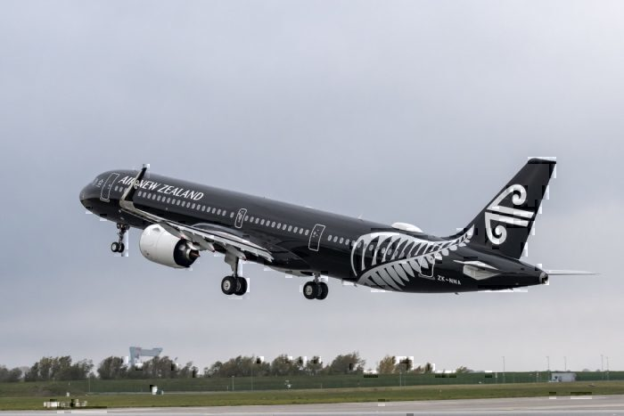 Air New Zealand Flies 20 Flights With Only One Passenger Onboard
