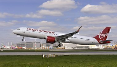 Virgin America A321neo