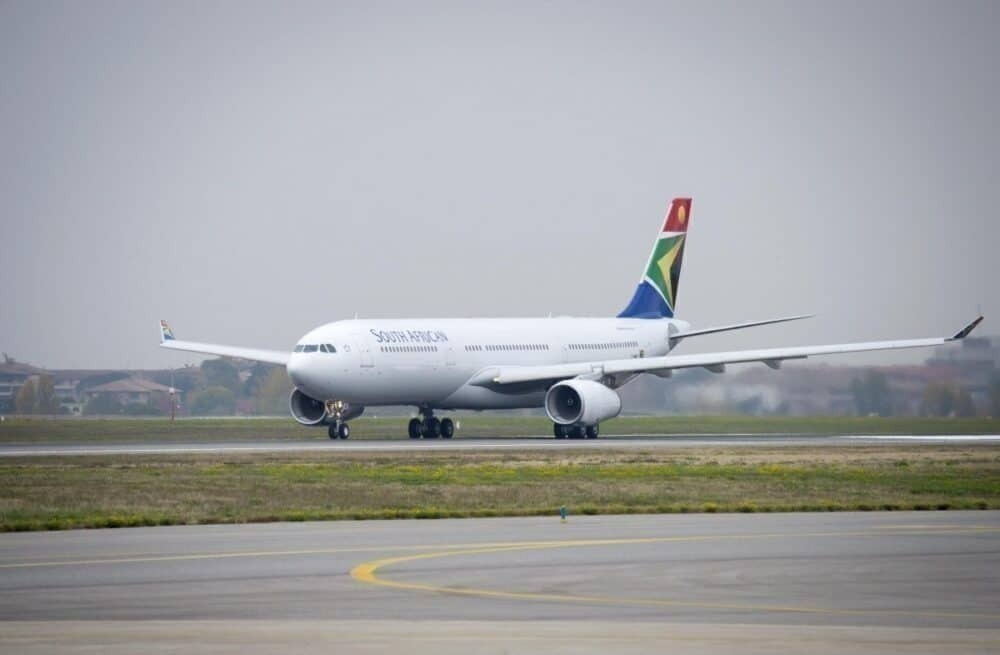Still Alive: South African Airways Continues Operations