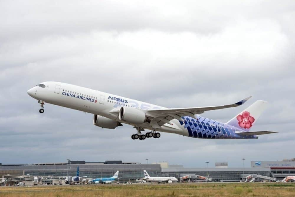Taiwan's China Airlines Open To A Name Change