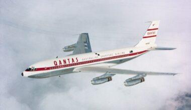 Qantas 707
