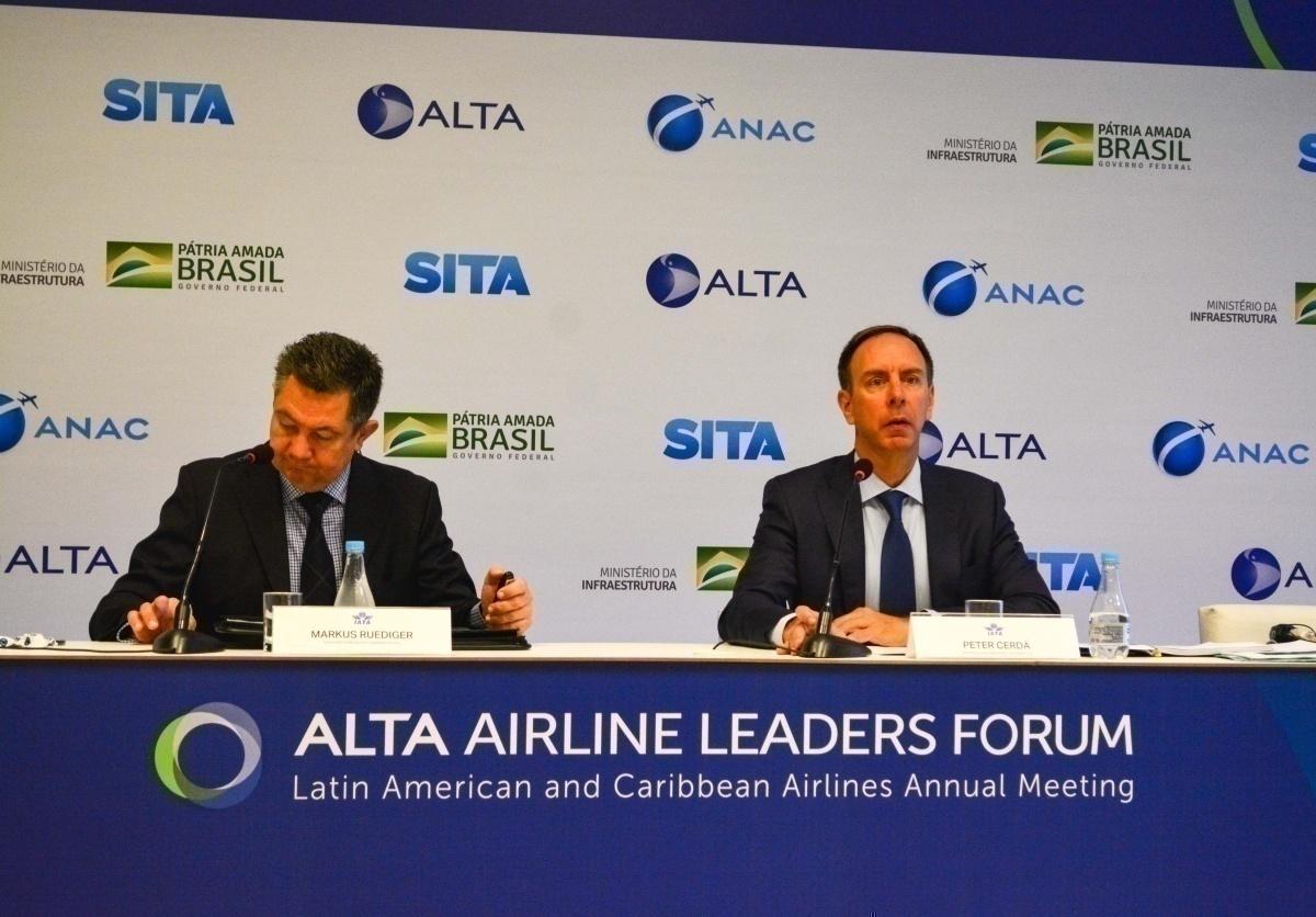 ALTA Airlines Leaders Forum Peter Cerdá 2