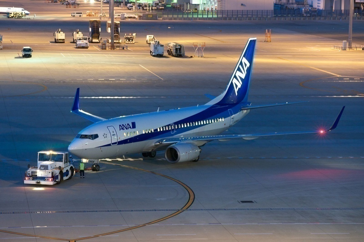 Japanese Transport Ministry Calls Out ANA After Pilot Alcohol Incident