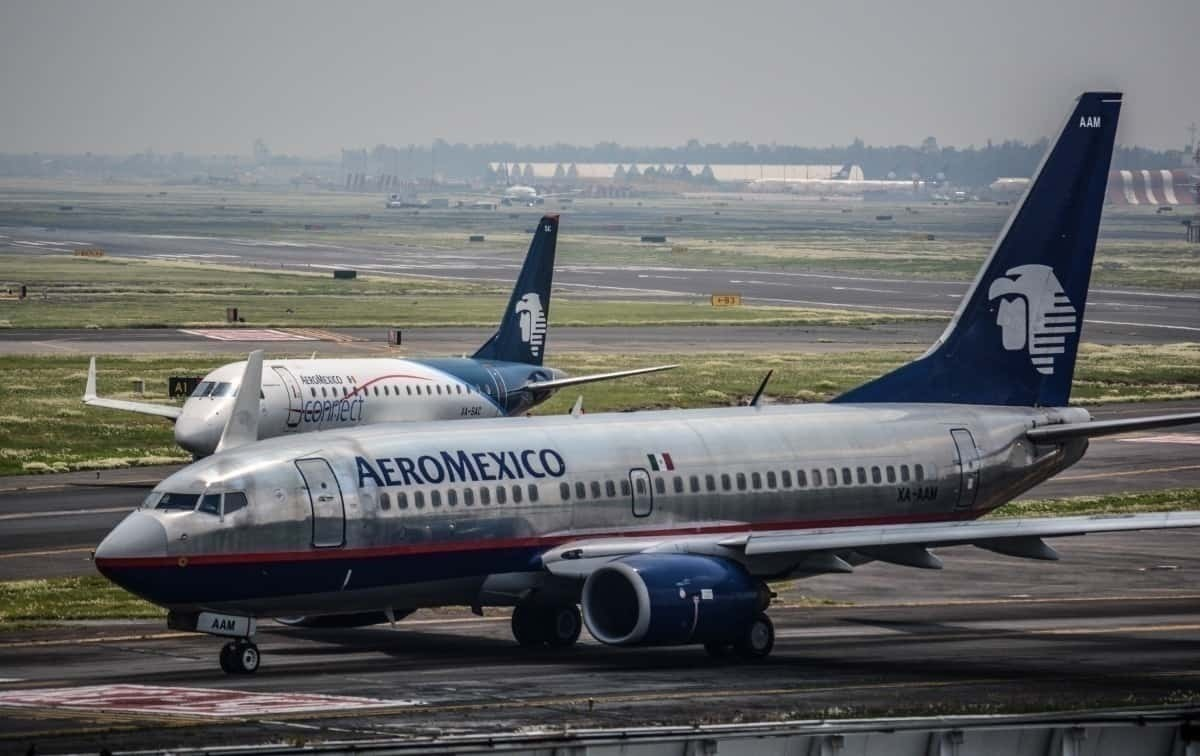 Aeroméxico B737 NG y Aeroméxico Connect Embraer