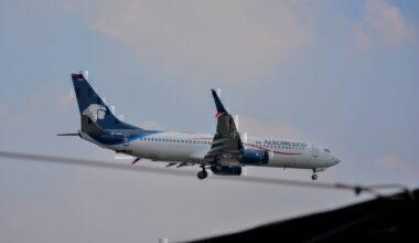 Aeroméxico B787 Dreamliner