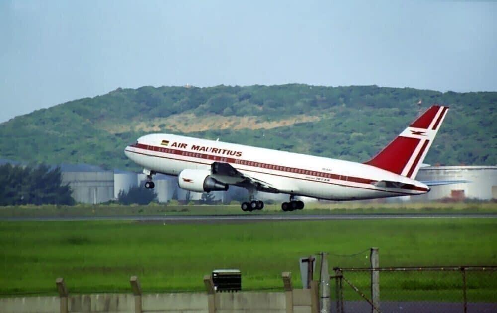 Air Mauritius B767-23BER 3B-NAK