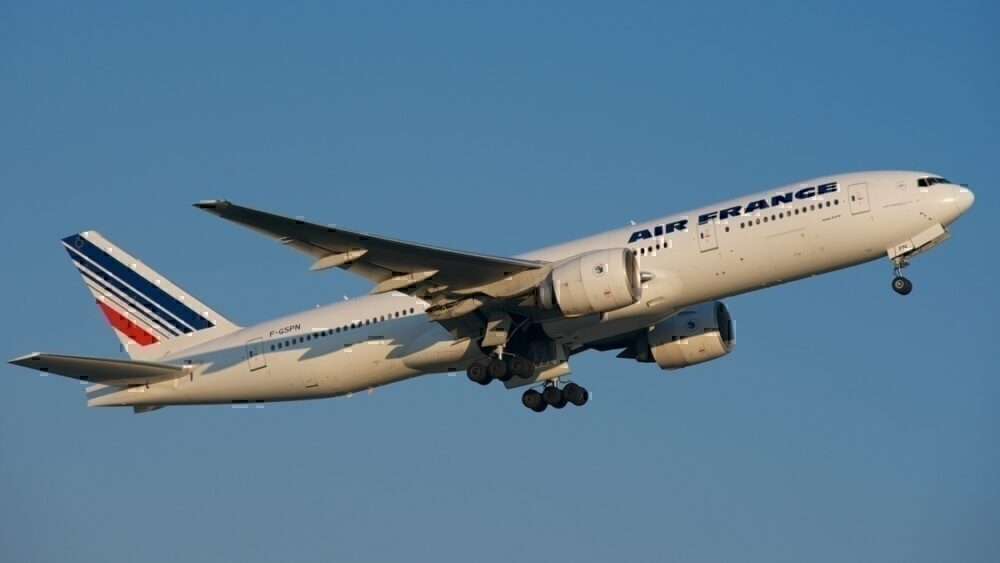 Air France Airbus A330 Shot At Twice After Landing In The Congo