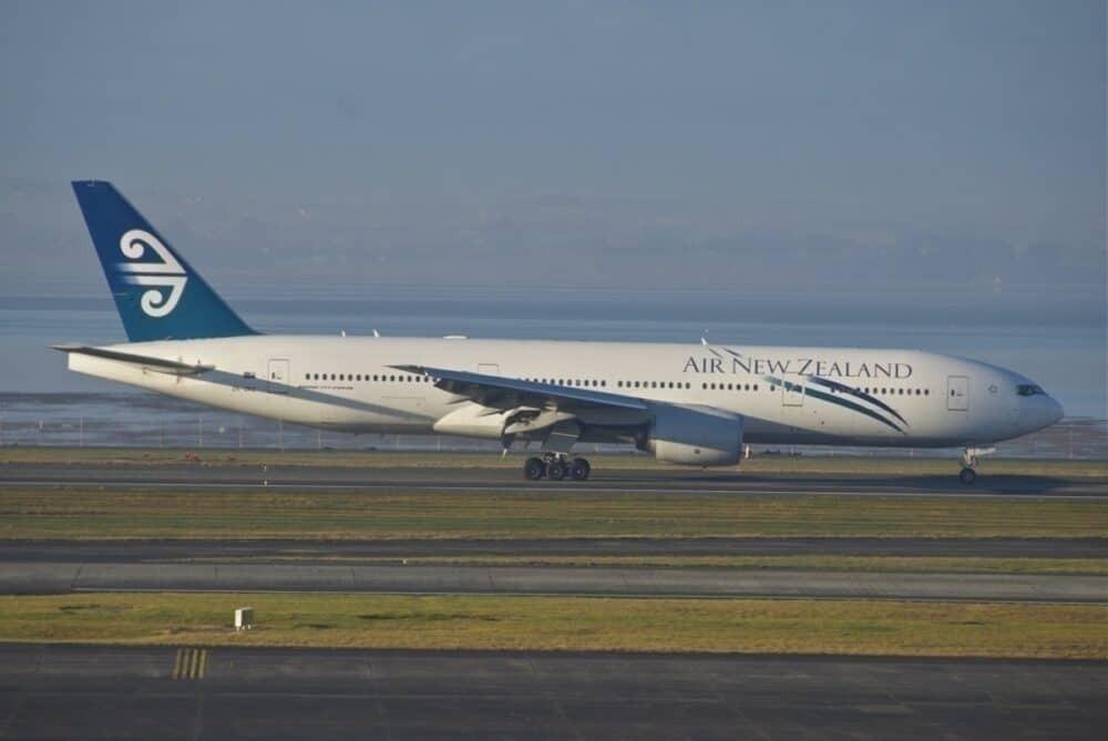 Air New Zealand 777-200