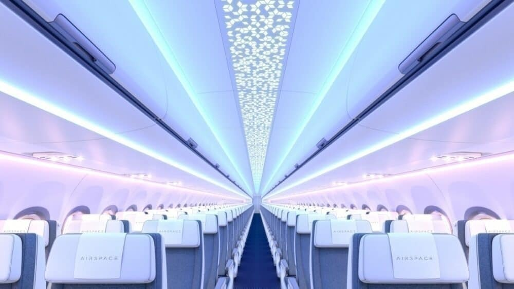 Airbus Airspace Cabin A320 family