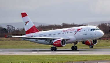 A319 Austrian Airlines