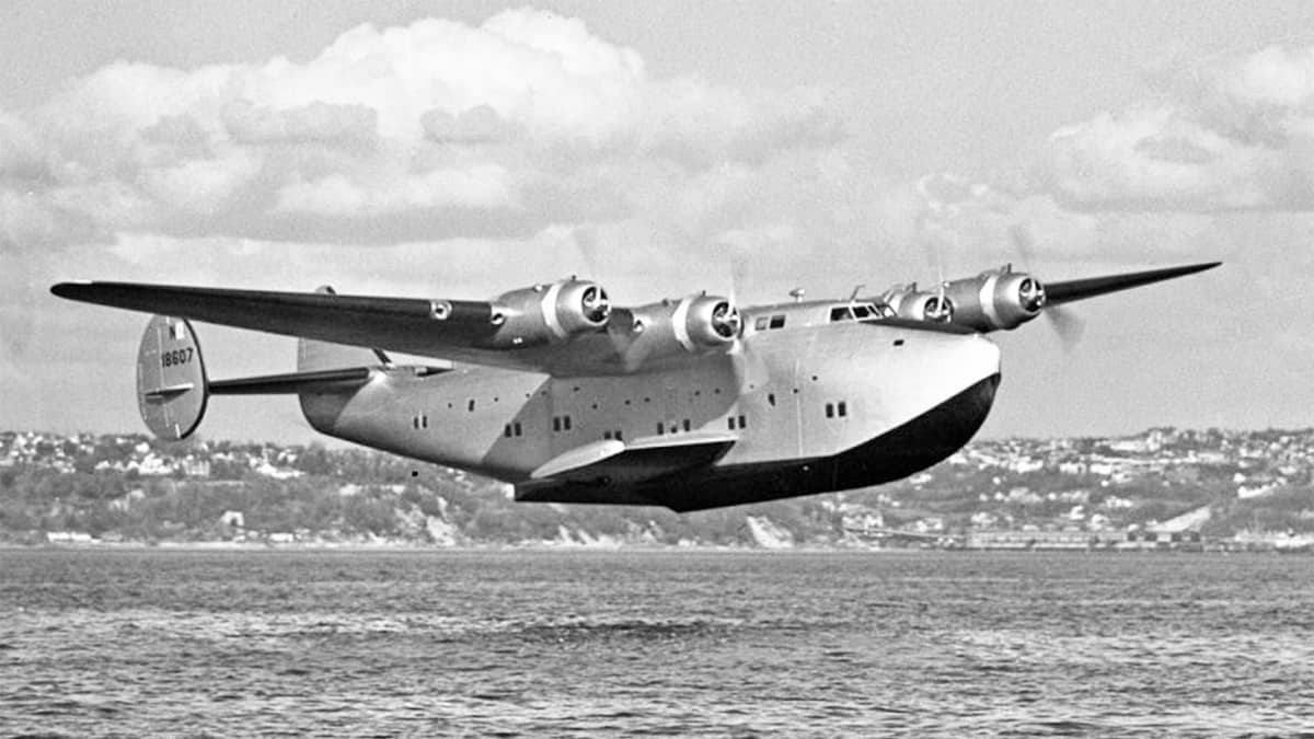 Do Any Airlines Still Operate Flying Boats?