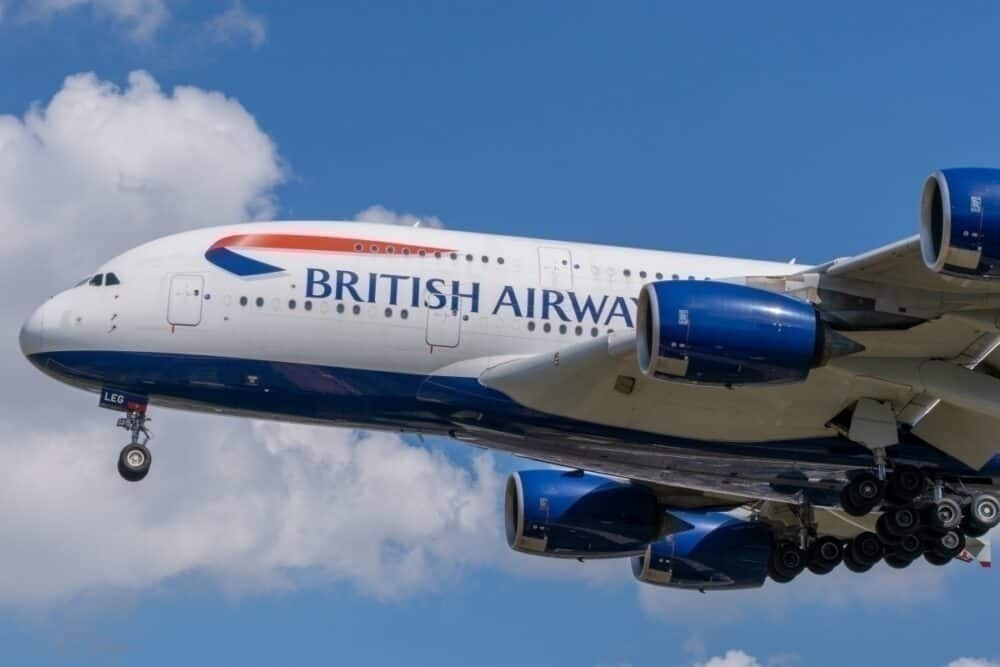 British Airways, Airbus A380, Freighters