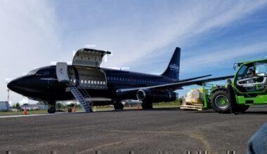 The 737 COmbi